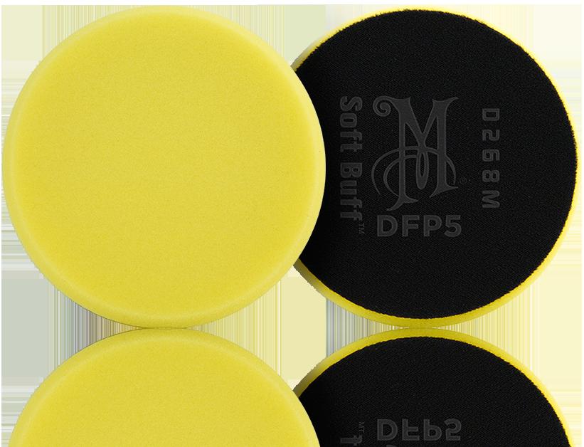 tampon de lustrage velcro tampon de polissage pour carrosserie meguiar 39 s. Black Bedroom Furniture Sets. Home Design Ideas