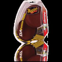 Pack de tampons de polissage pour système double action