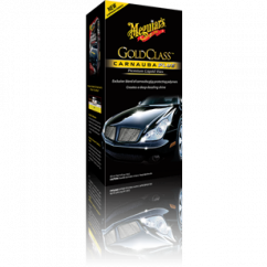 Meguiars Cire Gold Class Carnauba Plus Lustrage & Protection