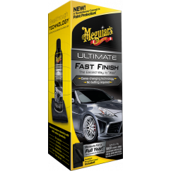 Meguiars Ultimate Fast Finish Lustrage & Protection