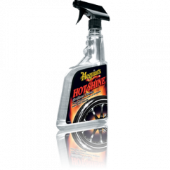 Meguiars Hot Shine Brillant Pneus Jantes & Pneus