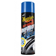 Meguiars HOT SHINE TIRE REFLECT Jantes & Pneus