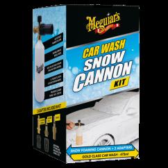 Meguiars Kit Canon à Mousse Lavage