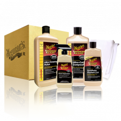 Meguiars Pack Carrosserie Kits, Packs & Promos