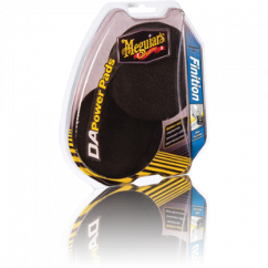 Meguiars Pack de tampons de finition pour système double action Tampons & Microfibres