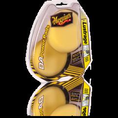 Meguiars Pack de tampons de lustrage pour système double action Accessoires