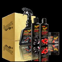 Meguiars Pack 2 roues Essentiel Promos