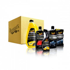 Meguiars Pack Essentiel 5 étapes Packs