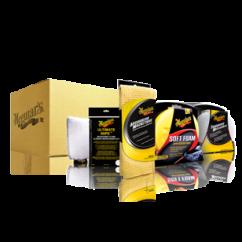 Meguiars Pack Accessoires Kits, Packs & Promos