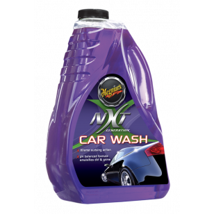 Meguiars NXT Shampooing Auto Lavage