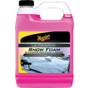 Meguiars Shampooing pour Canon à Mousse Ultimate Snow Foam Lavage