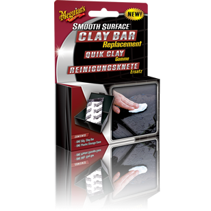 Meguiars Gomme Quik Clay Préparation & Rénovation