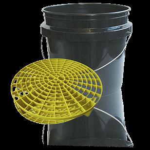 Meguiars Grit Guard - Grille de lavage filtrante Lavage