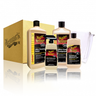Meguiars Pack Carrosserie Packs Professionnels