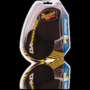 Meguiars Pack de tampons de finition pour système double action Lustrage