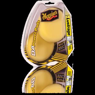 Meguiars Pack de tampons de lustrage pour système double action Lustrage