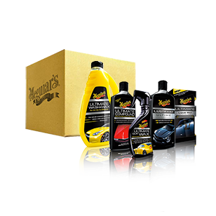 Meguiars Pack Essentiel 5 étapes Kits, Packs & Promos