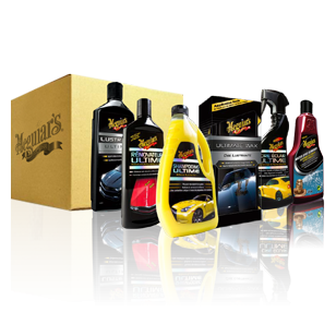 Meguiars Pack Ultimate 5 étapes Kits, Packs & Promos
