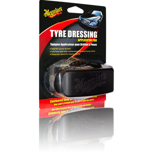 Meguiars Tampon Applicateur Pneus Jantes & Pneus