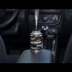 Meguiar's Direct : Eliminateur d'odeur senteur black chrome En cours