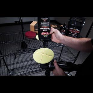 Usage Ultra Polishing Wax Cire 3 en 1 - Meguiarsdirect.fr