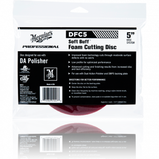 "Disque de Polissage  6""/ 152mm packaging"