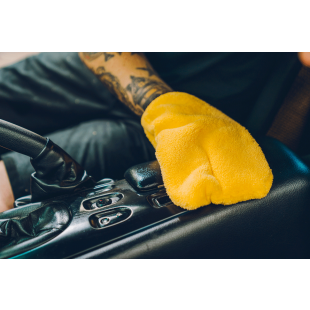 Meguiar's Direct - New Car Shine - Plastiques Intérieurs Application 2