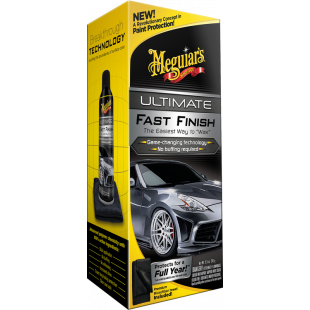 Meguiar's Direct : Ultimate Fast Finish Packaging