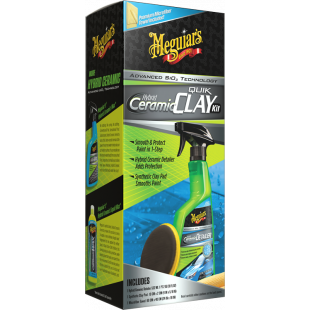 Meguiar's Direct - Kit de Décontamination Hybride Céramique