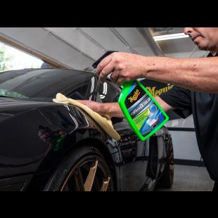 Meguiar's Direct - Spray de Finition Hybride Céramique Application 2