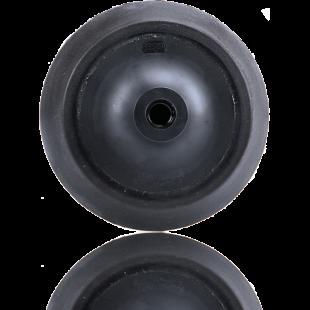 Plateau Souple Lustreuse Rotative 14mm - 6.10 pouces vue de face