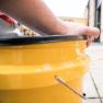 Meguiar's Direct - Couvercle de seau sur seau jaune fermeture