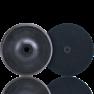 Plateau Lustreuse Rotative 14mm - 6.10 pouces vu de face