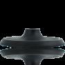 Plateau Lustreuse Rotative 14mm - 6.10 pouces vu de profil